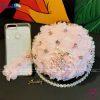 Ví cầu hoa cô gái balê